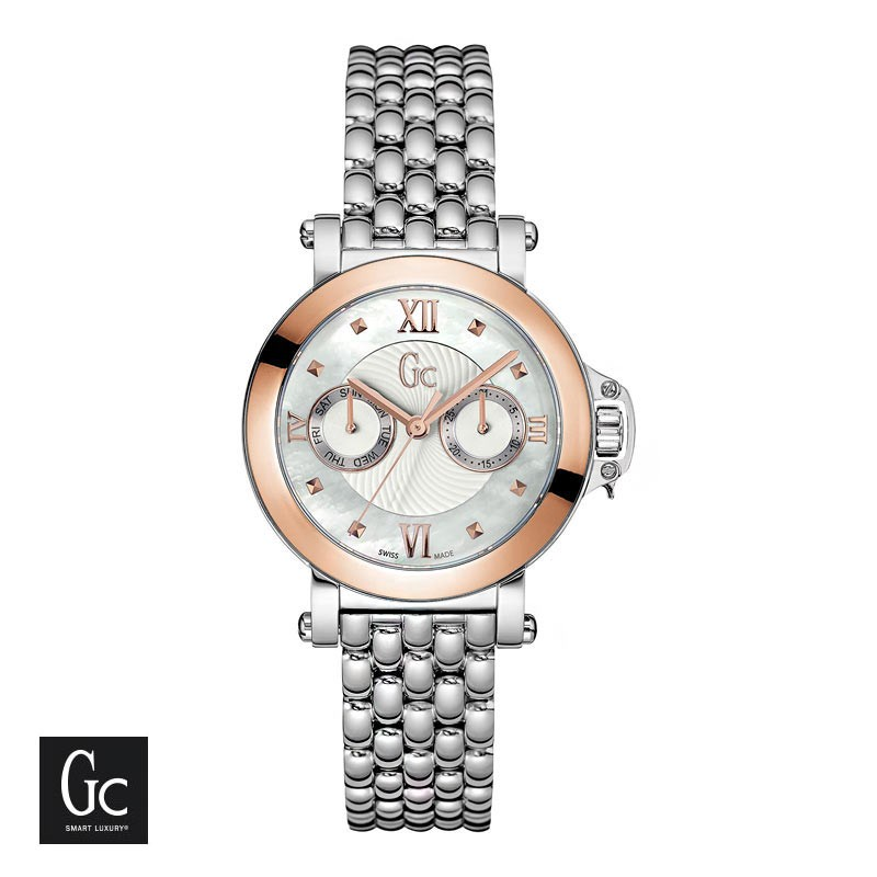 RELOJES GUESS COLLECTION GC Reloj Guess Collection Mujer X40004L1S ... 65724f6a06
