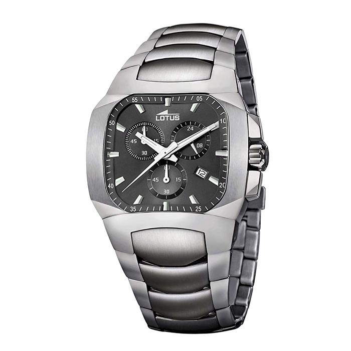 Reloj Lotus Titanio Hombre 155009