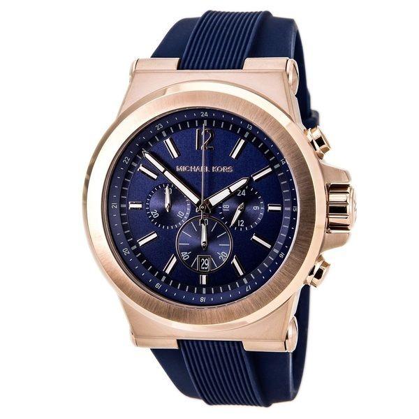 Dylan Michael Hombre Kors Cronografo Reloj Mk8295 Yg7fyb6v