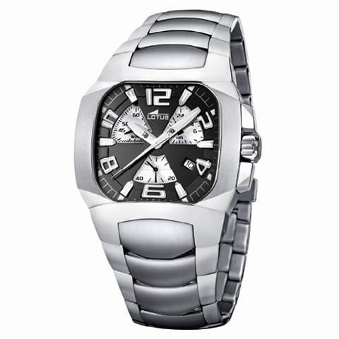 722070f1ad6d Reloj Lotus Code Acero Hombre 15501 4 RELOJES LOTUS Ofertas