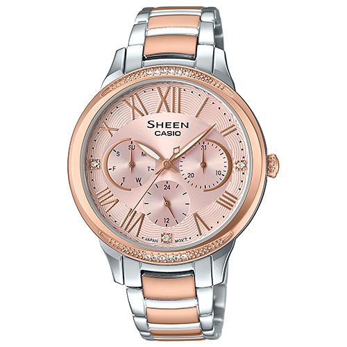 disponibilidad en el reino unido 9799e 08d41 Reloj Casio Sheen Mujer SHE-3058SPG-4AUER