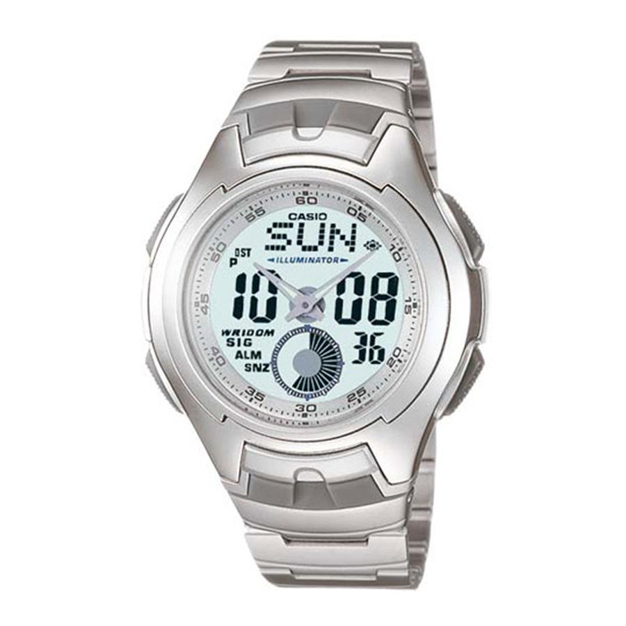 e09cfdd77b35 Reloj Casio Hombre AQ-160WD-7BVDF RELOJES CASIO Ofertas