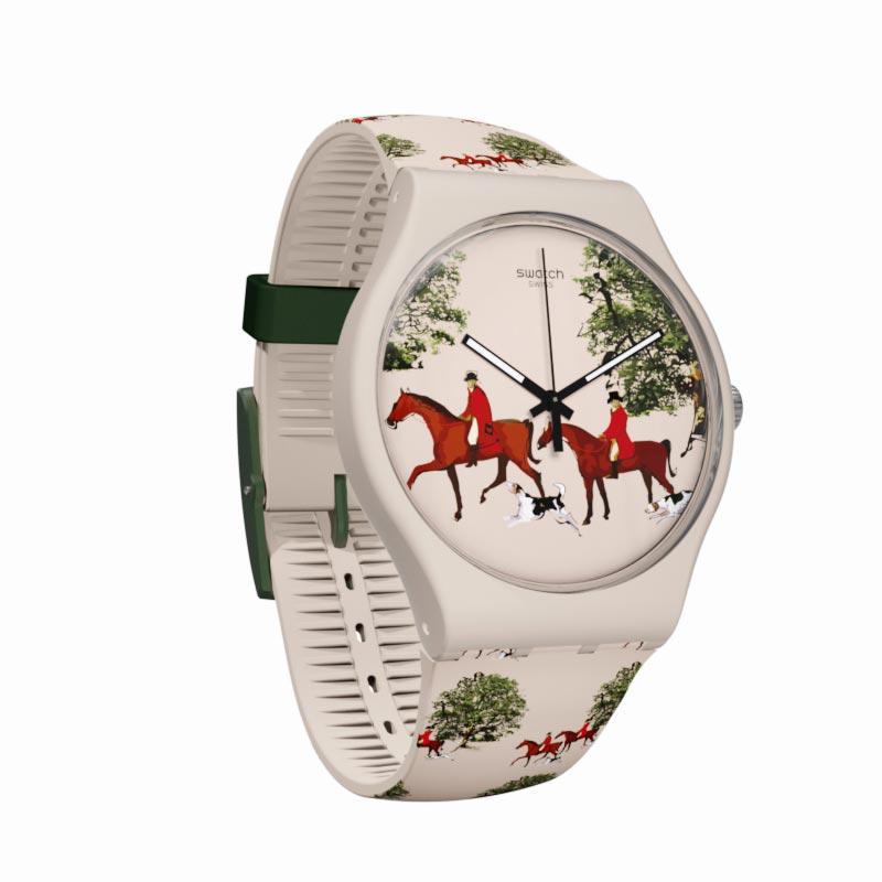Swatch Mujer Reloj Suot103 Mujer Reloj Swatch ulcFK3TJ1