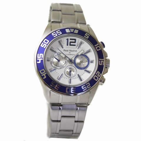 2dc2ddfc2962 Reloj Viceroy Real Madrid Hombre 432861-05