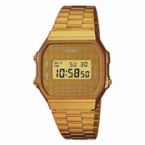 Nueva York 72c72 31a7f Reloj Casio Hombre A168WG-9BWEF