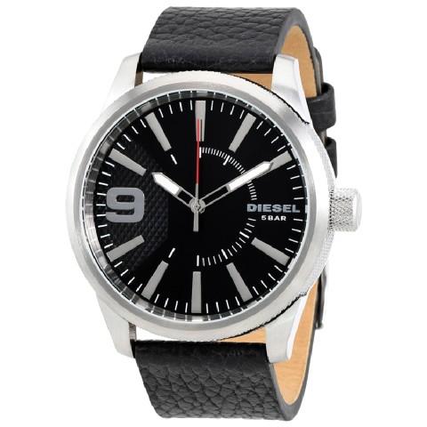 260f5e2650cf Reloj Diesel Rasp Black Dial Hombre DZ1766 RELOJES DIESEL Ofertas