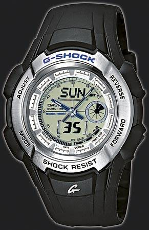 Shock Price And G 7aver Reloj 610 Casio Hombre Relojes Stock Qrthsd