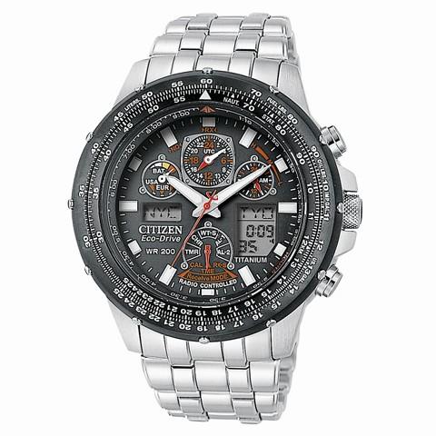 be24ccb7dce9 RELOJES CITIZEN Reloj Citizen Eco-Drive titanio Hombre JY0080-62E ...