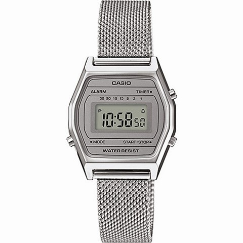 Vintage La670wem 7ef Mini Casio Mujer Reloj vON8m0wn