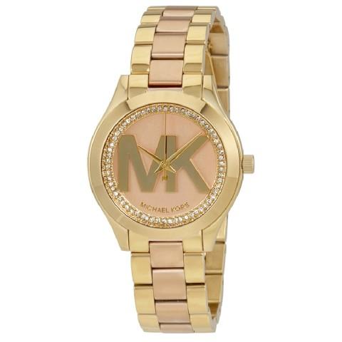 23b64e4314a5 Reloj Michael Kors Mini Slim Runway Mujer MK3650 RELOJES MICHAEL KORS  Ofertas