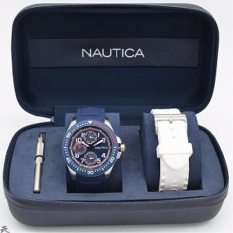 af05ab8e747c Reloj Nautica Nautica NSR 200 Set Hombre NAD14533G RELOJES NAUTICA Ofertas