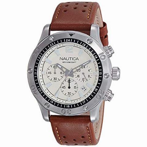 fdf9cb601381 Reloj Nautica NST 21 cronografo Hombre NAD16545G RELOJES NAUTICA Ofertas