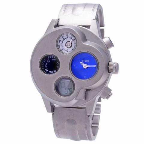 Caballero Blue London Reloj Storm Navigator IHYD9EW2