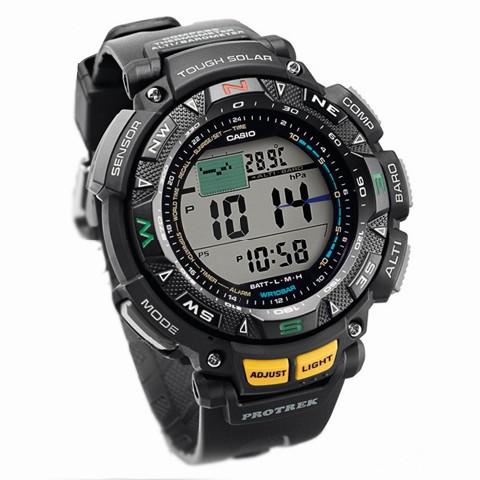 f497afdfe7a1 Reloj Casio Pro Trek Hombre PRG-240-1ER RELOJES CASIO Ofertas