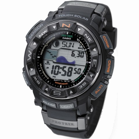 d787cf783096 Reloj Casio Pro Trek Hombre PRW-2500-1ER RELOJES CASIO Ofertas