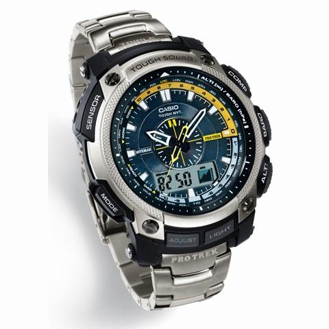 Relojes Casio Reloj Casio Pro Trek Hombre Prw 5000t 7er