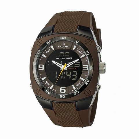 RELOJES RADIANT Reloj Radiant Square Hombre RA230603 Price and Stock 59b9a8765701