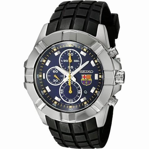 RELOJES SEIKO Reloj Seiko F.C. Barcelona Hombre SNDD81P1 Price and Stock 80eaee333b3