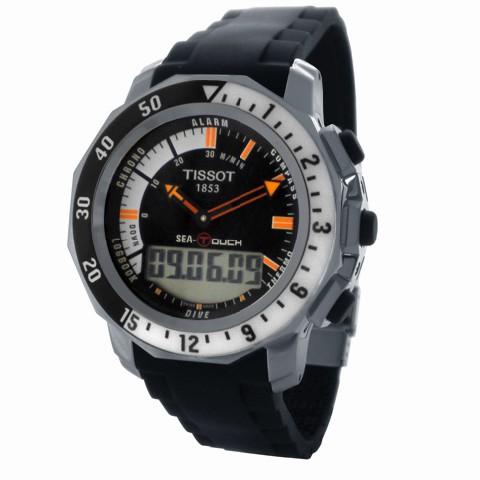 Reloj Tissot Sea Touch T0264201728100 Relojes Tissot Ofertas