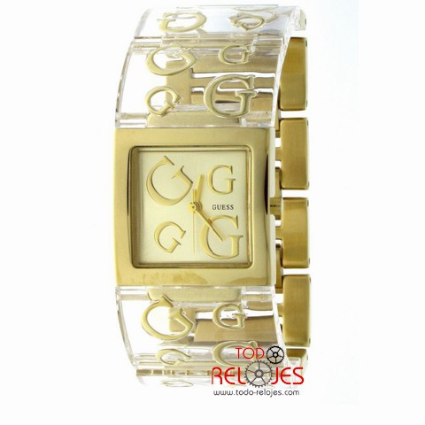 And Price W11001l2 Guess Stock Relojes Mujer Reloj CxoEBQrWed