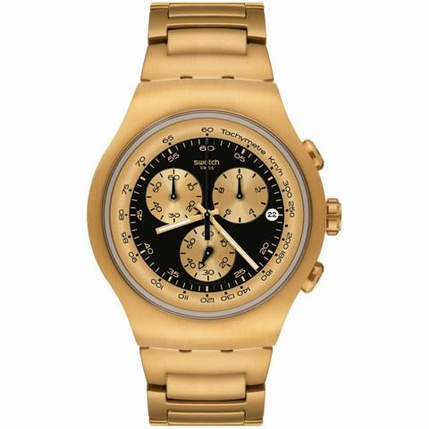 lo último befa6 f8653 Reloj Swatch Golden Block Hombre YOG403G