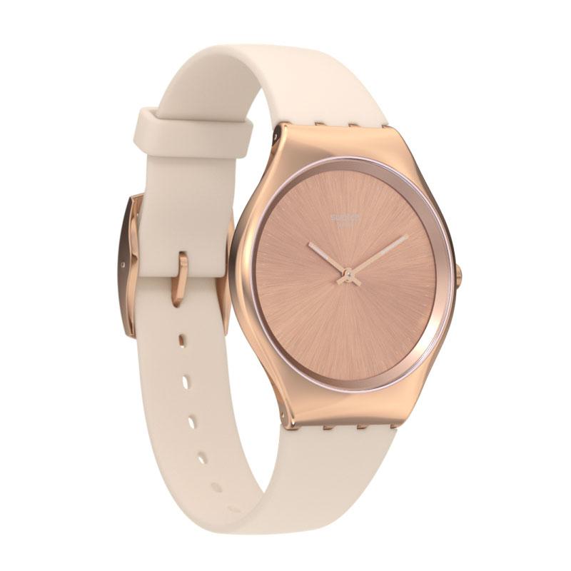Skin Skinrosee Syxg101 Reloj Mujer Swatch uTJKF5cl13