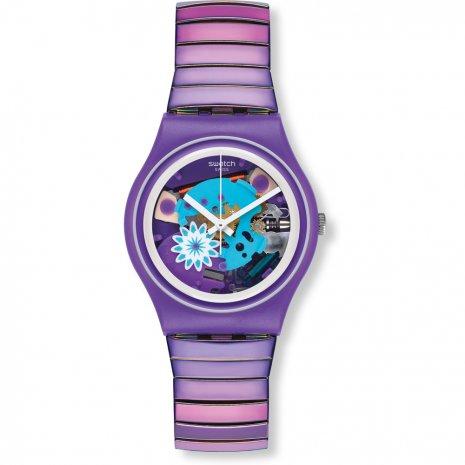 Reloj Flowerflex Gv129b Small Mujer Swatch yIf6vYb7g
