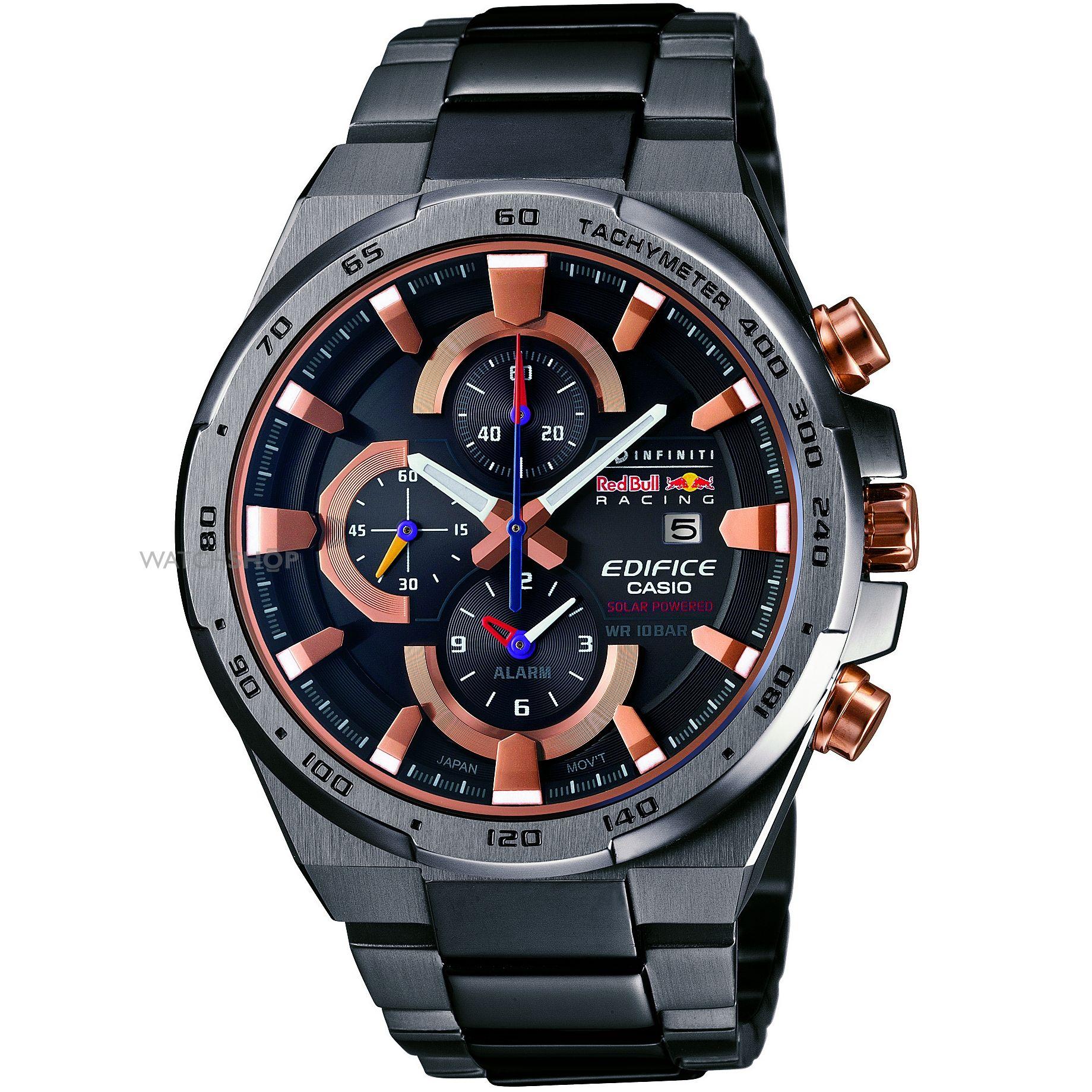 f41445beef5a Reloj Casio Edifice Red Bull EFR-541SBRB-1AER RELOJES CASIO Ofertas