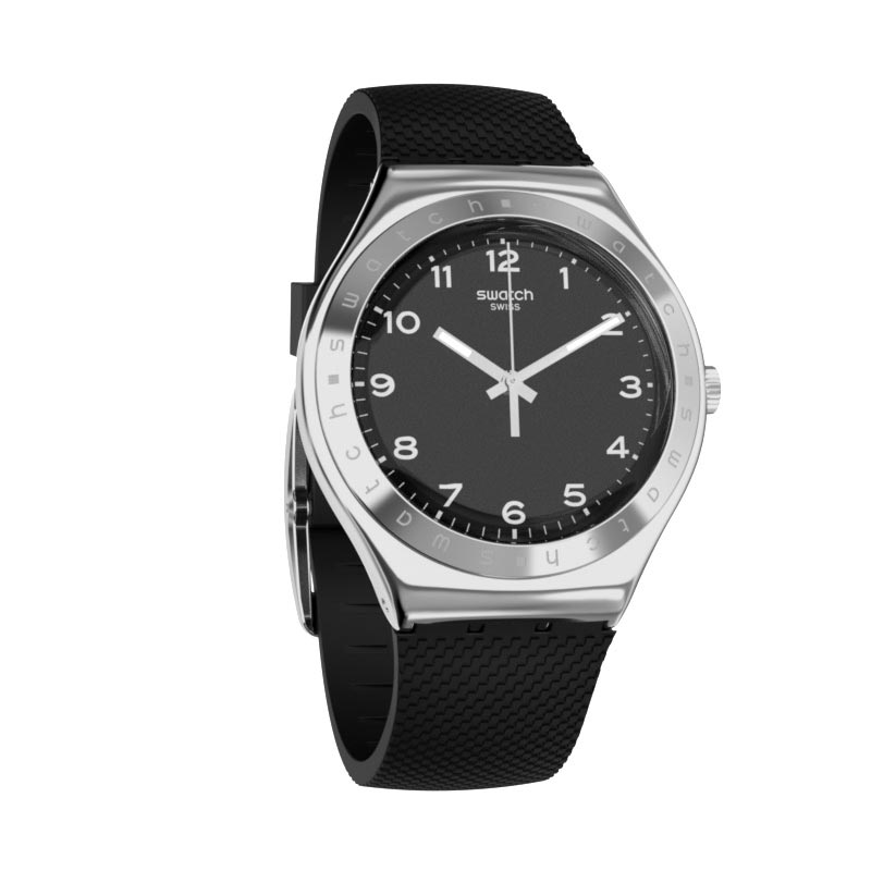 Reloj swatch mujer goma