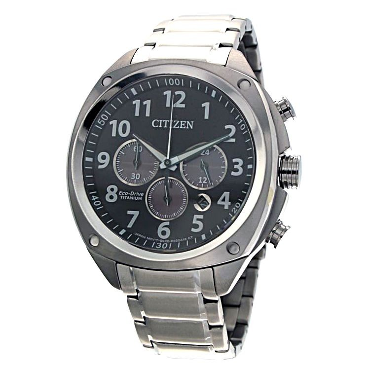 Reloj Citizen Eco Drive Super Titanium Ca4310 54e Relojes
