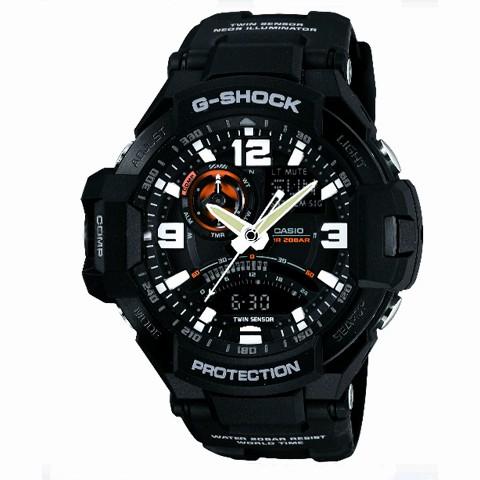 8d63f7e7583ab Reloj Casio G-Shock Casio Gravitymaster Hombre GA-1000-1AER RELOJES CASIO  Ofertas