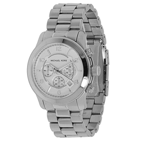 Reloj Michael Kors Runway Silver unisex MK8086 RELOJES MICHAEL KORS Ofertas 72a3db7fa2