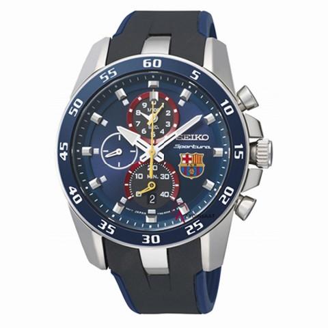 Reloj Seiko F.C. Barcelona Hombre SPC089P2 RELOJES SEIKO Ofertas a30c52a6ed5