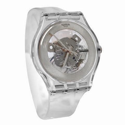 Reloj Swatch Look Trough Hombre Suok105 Relojes Swatch Ofertas