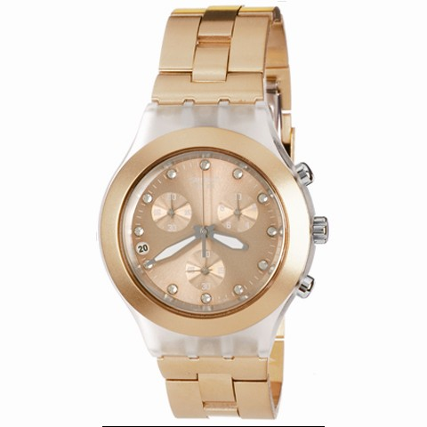 zapatos deportivos 84aa2 f7b78 Reloj Swatch Full Blooded Caramelo SVCK4047AG