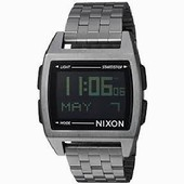 Reloj Nixon The base all Gunmetal caballero A1107632